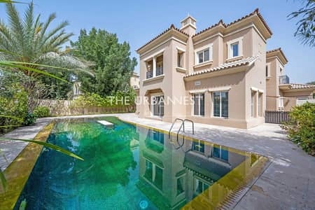 5 Bedroom Villa for Sale in Arabian Ranches, Dubai - Type C1 | Close to Community Pool and Park