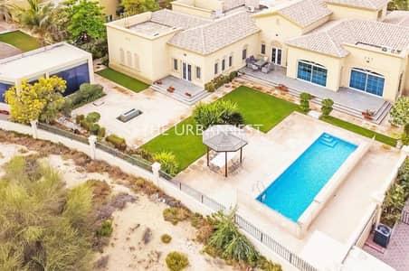 فیلا 7 غرف نوم للبيع في المرابع العربية، دبي - Exclusive | Golf Homes | Stunning Golf Course View