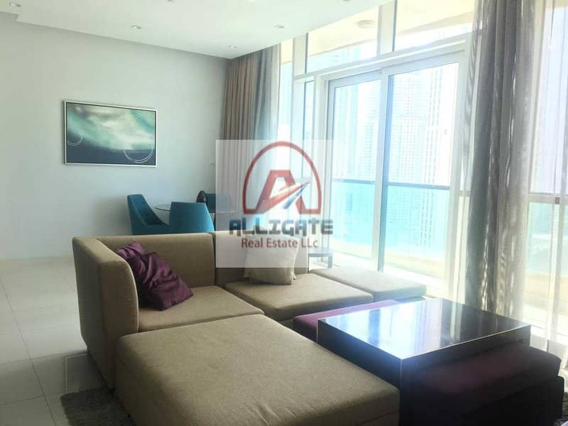 2 Stunning Panoramic View | Fully Furnished | High Floor