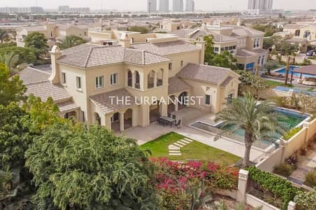 6 Bedroom Villa for Sale in Arabian Ranches, Dubai - 6 Bedroom Home | with Pool |  Golf Homes