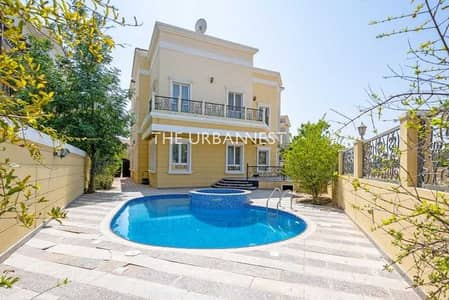 5 Bedroom Villa for Sale in The Villa, Dubai - Furnished Customized | 5Bed with Pool and privacy