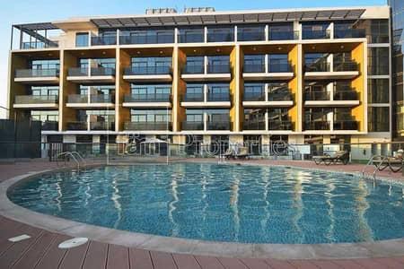 شقة 1 غرفة نوم للبيع في قرية جميرا الدائرية، دبي - Crystal Residence Duplex Unit with Big Balcony