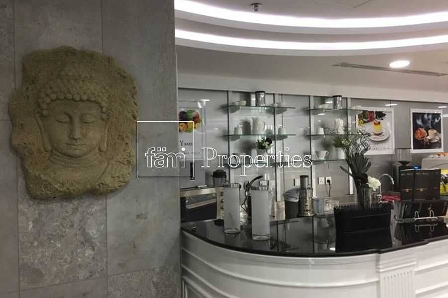 Fully Fitted Restaurant in JLT Saba Tower for Sale