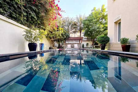 فیلا 7 غرف نوم للبيع في تلال الإمارات، دبي - Vastu compliant   Elegantly designed   Impeccable