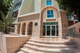 شقة في بناية 61 مجموعة البحر المتوسط ديسكفري جاردنز 1 غرف 450000 درهم - 5215118