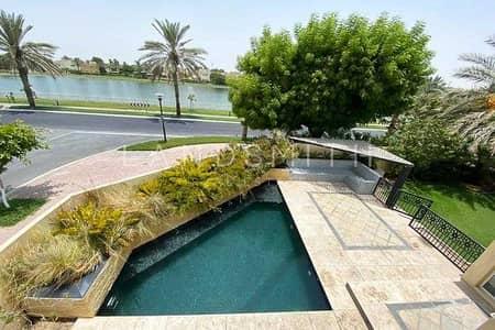 فیلا 5 غرف نوم للبيع في السهول، دبي - Corner 5 BR Plus Study Type 8 Villa with Pool