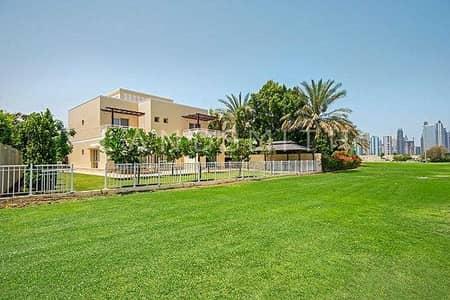 فیلا 5 غرف نوم للبيع في السهول، دبي - Unique I Golf Course View 5BR Fully Upgraded Villa