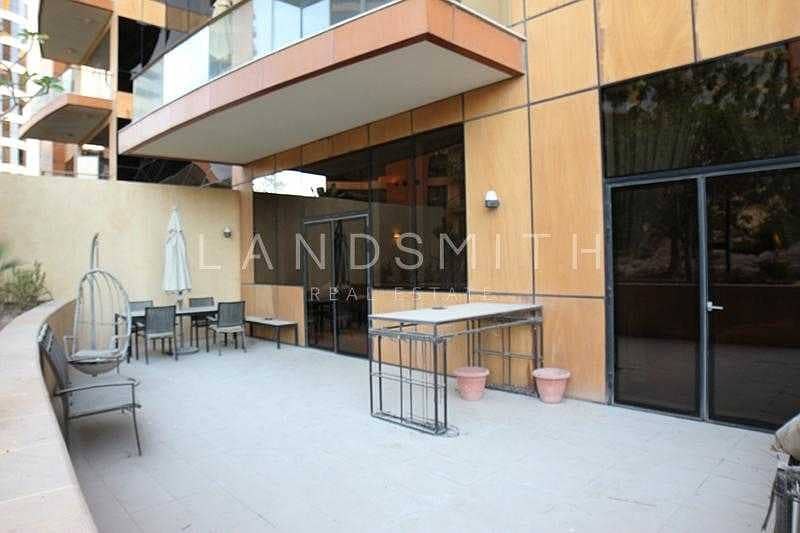 10 Fully Furnished 1BR Vacant Apartment on Low Floor