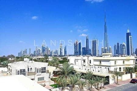 فیلا 6 غرف نوم للبيع في الوصل، دبي - Vacant On Transfer I Huge Plot Size I 6 BR Villa