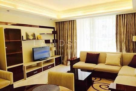فلیٹ 2 غرفة نوم للايجار في نخلة جميرا، دبي - Beautifully Furnished 2BR Apartment in Palm Jumeirah