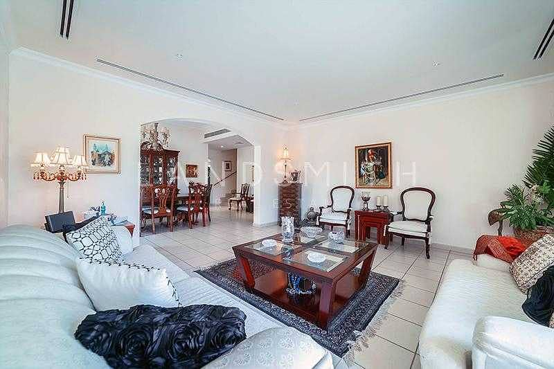 2 Charming 3 BR Villa I Ready to Move in I Meadows 8
