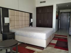 Excellent Offer full Furnished studio apartment with kitchen appliances only 26k in Arjan