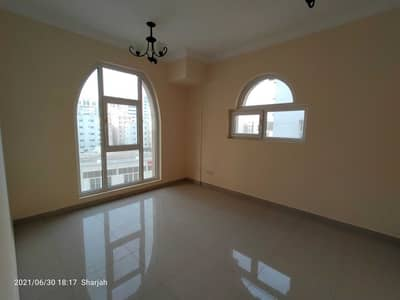 1 Bedroom Flat for Rent in Al Nabba, Sharjah - Luxury 1 BHK Brand new Building First shifting for family in Al Nabba area 17k  Call M. Hanif