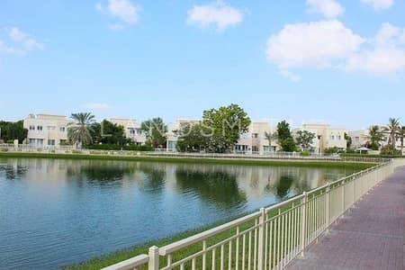 5 Bedroom Villa for Sale in The Meadows, Dubai - Full Lake View 5 BR  Villa with Private Pool