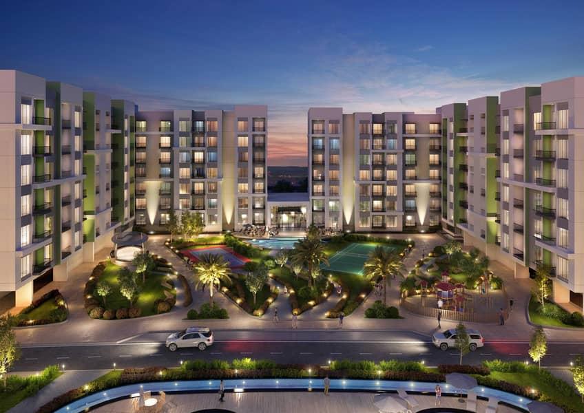 لا توجد عمولة | عرض مذهل للمستثمرين 2 غرفة نوم في قلب دبي
