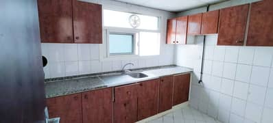 1 BHK WITH CENTRAL AC AND GAS CLOSE TO LULU HYPER MARKET IN AL NABBA  ONLY 16 K CALL M. HANIF