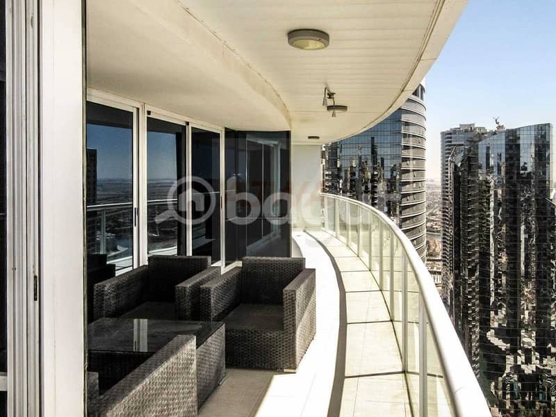 2 3BR with Full Lake View | Walking Distance to Metro Station