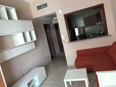 استوديو  للايجار في مدينة دبي للإنتاج، دبي - Studio Semi Furnished in Qasr Sabah 3 for Rent