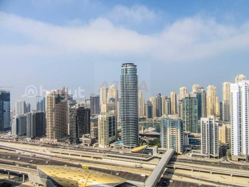 17 Lake City - For Sale 1 Bedroom Higher Floor With Full Marina View Opposite JLT Metro Station