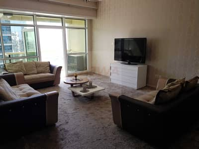 2 Bedroom Apartment for Rent in Jumeirah Lake Towers (JLT), Dubai - Amazing 2 BHK with Full Lake View very close  to DMCC MS