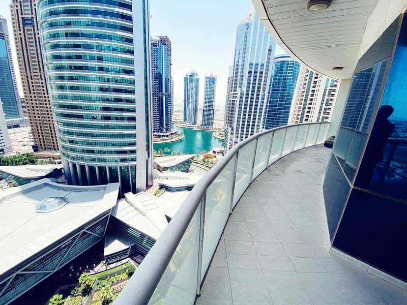 19 AMAZING VIEW | FURNISHED 2BR | NEAR METRO STATION