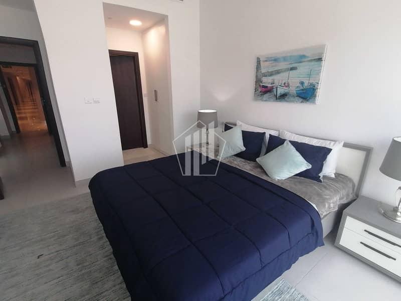 شقة في برج فيزول الخليج التجاري 1 غرف 955500 درهم - 5268553