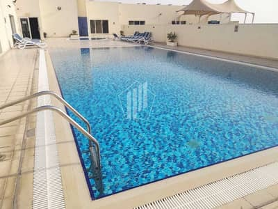 1 Bedroom Apartment for Rent in Dubai Silicon Oasis, Dubai - HUGE SIZE/HIGHER FLOOR/SEMI CLOSE KITCHEN/SPACIOUS BALCONY/AED30K