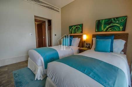 شقة فندقية 2 غرفة نوم للايجار في نخلة جميرا، دبي - شقة فندقية في سوفيتيل نخلة جميرا ذا كريسنت نخلة جميرا 2 غرف 280000 درهم - 5205284