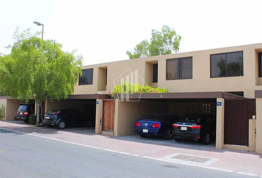 3 Bedroom Town House | Unfurnished | 6 Cheques
