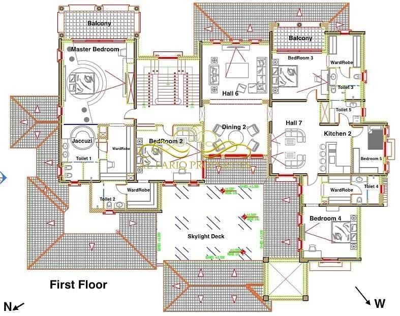 14 6 BDR  Villa | Immaculate Condition | Motivated Seller | Huge Plot