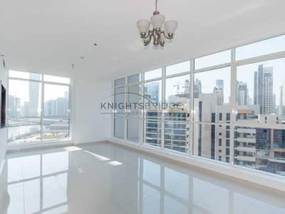 شقة 2 غرفة نوم للايجار في الخليج التجاري، دبي - 1 month free | Burj & Canal View |  Maids Room