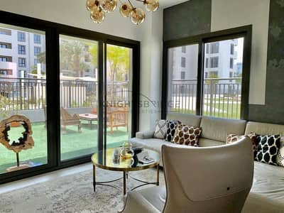 3 Bedroom Flat for Sale in Town Square, Dubai - Luxurious | Private Garden | Immense Layout | Fully Furnished