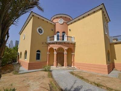 فیلا 5 غرف نوم للايجار في جميرا بارك، دبي - Big Plot | Good Location | Legacy 5 Bed