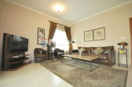 1 Bedroom Flat for Rent in The Greens, Dubai - Exclusive Furnished 1Bed|Garden view|Chiller Free