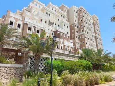 فلیٹ 2 غرفة نوم للبيع في نخلة جميرا، دبي - Bright 2 BR + maids at Balqis  Sea View