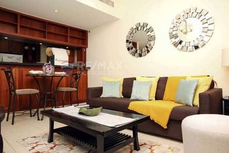 فلیٹ 1 غرفة نوم للايجار في ذا فيوز، دبي - Furnished 1 Bed | Arno | T he Views | Chiller Free