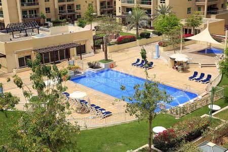 1 Bedroom Flat for Rent in The Greens, Dubai - Unfurnished | Available July | 1BR in Alka