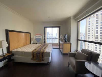 فلیٹ 4 غرف نوم للايجار في جميرا بيتش ريزيدنس، دبي - Beautiful   Full Sea view   Furnished