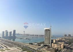Brand New | Bright 1 Bed | Vacant | Sea View