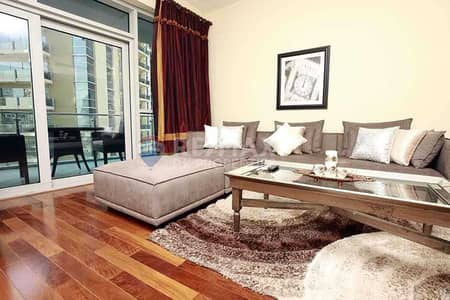 2 Bedroom Flat for Rent in Dubai Marina, Dubai - Vacant | Furnished 2 bed+maids | Full Marina view