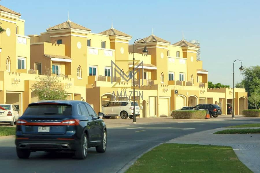 AMAZING READY TOWNHOUSE IN THE HEART OF DUBAI