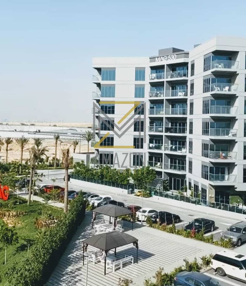 2 READY 1BR FULLY Furnished!! Affordable Apartment!! Brand New!! - MAG 5 Boulevard (DS)