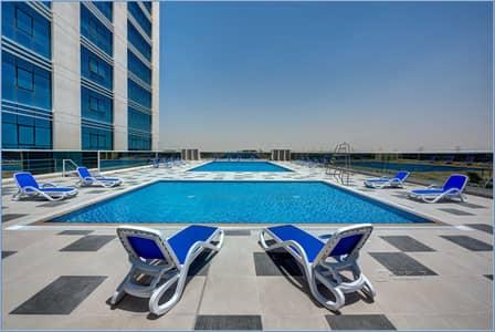 فلیٹ 1 غرفة نوم للايجار في مجمع دبي ريزيدنس، دبي - ELEGANT NEW BUILDING | 1 MONTH FREE | DIRECT TO OWNER