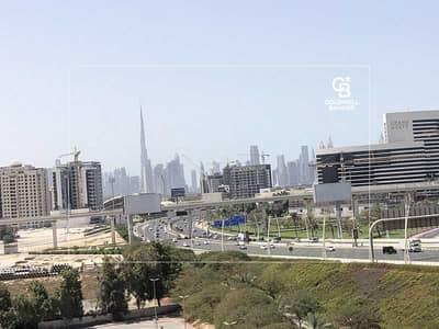 فلیٹ 1 غرفة نوم للايجار في قرية التراث، دبي - Burj Khalifa View | Well maintained | 2 Balconies