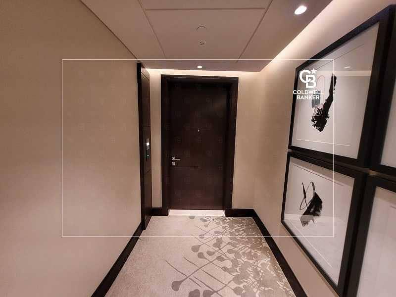 35 Luxurious|Burj Khalifa View| 2 Balconies|Furnished