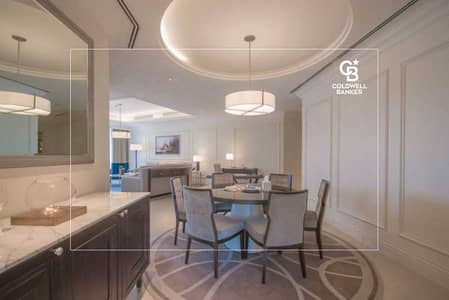 3 Bedroom Hotel Apartment for Rent in Downtown Dubai, Dubai - Hotel Apartment   Fully Serviced and Furnished