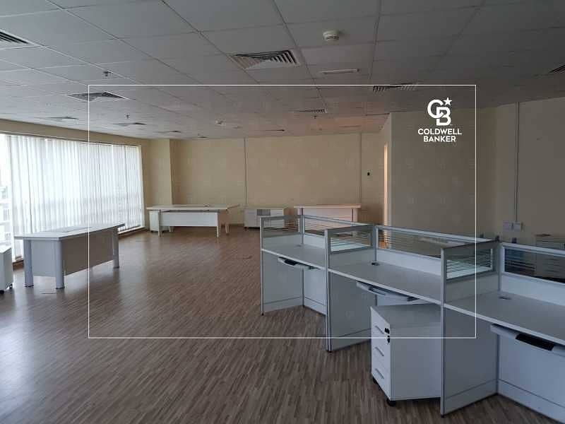 Fitted Office | Negotiable | Near Metro Station