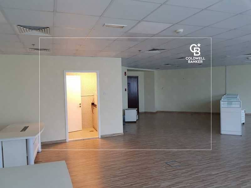 2 Fitted Office | Negotiable | Near Metro Station