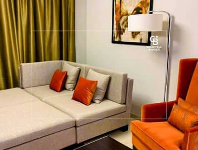 1 Bedroom Flat for Sale in DAMAC Hills (Akoya by DAMAC), Dubai - New | Hot Deal | Tastefully Furnished |Golf View