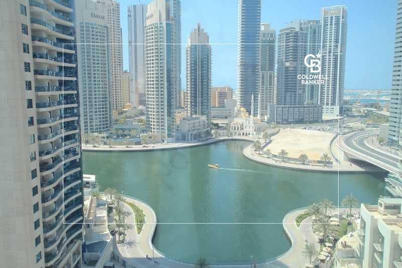 Marina View | High Floor | Rented| Spacious